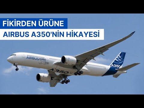 THY'NİN İLK A350 UÇAĞI NE ZAMAN GELİYOR?   SİNGAPUR'DAN İSTANBUL'A A