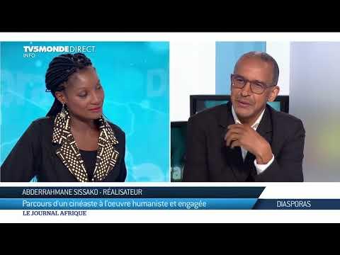Notre invité diaspora : Abderrahmane Sissako