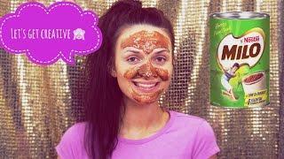 DIY Shocking Face Mask