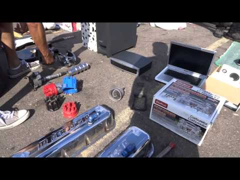 Swap Meet Deals Garage Sale Yard Flea Market Save money Buy & Sell Parts and Junk