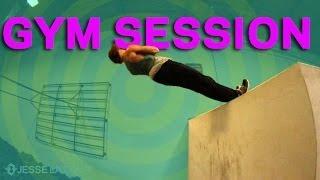 Creatively Innovative - Gym Session  (Jesse La Flair) thumbnail