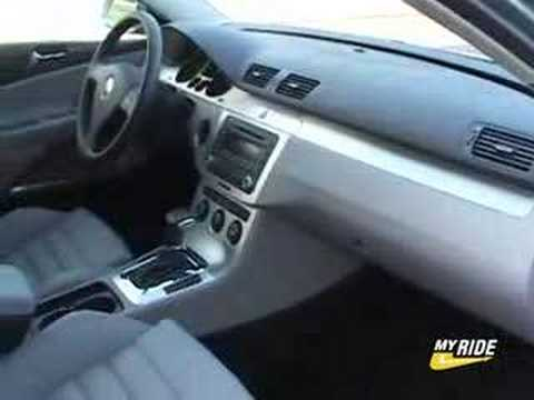 review 2007 volkswagen passat wagon youtube. Black Bedroom Furniture Sets. Home Design Ideas