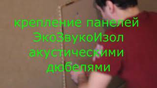 видео Звукоизоляция каркасного дома своими руками