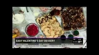 Easy Valentine's Day Dessert (2/13/14 on KARE 11)