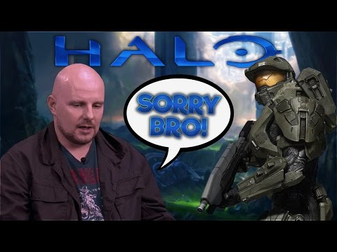 Frank O'Connor Apologizes For The Lack Of Master Chief In Halo 5: Guardians