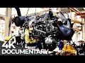 Excavator Factory | Mega Manufacturing | Free Documentary