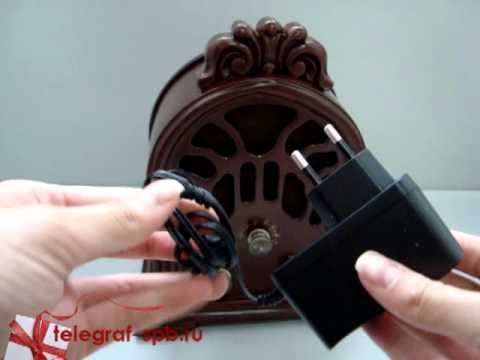 Kemai MD-1706BT - обзор радиоприёмника в стиле РЕТРО - YouTube