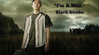 Скачать I M A Man Lyrics Black Strobe