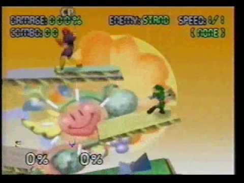 Changes 64 to Melee Link