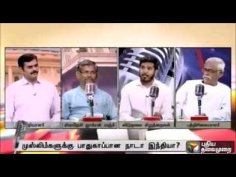 Best Speech On Tolerance of Tamil Hindus By a Muslim