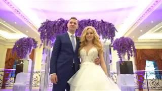 Ведущий испортил красивую свадьбу в отеле Ритц Калтон Москва