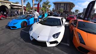 PITSTOP SUNDAY -  GRAND PRIX LONG BEACH EXOTICS DRIVE 2019