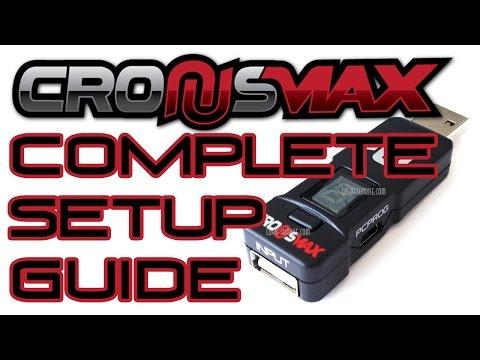 CronusMax GTuner GPC Scripting tutorial  by EOD CM