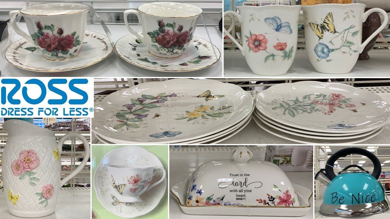ROSS Kitchen Decor * Kitchenware Dinnerware* Table Decoration Ideas | Shop With Me 2021