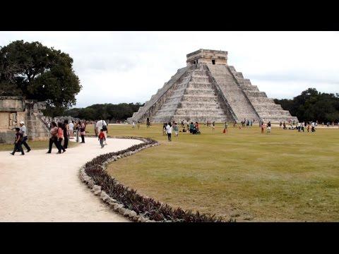 Driving the Yucatan Peninsula, Mexico - Part 1