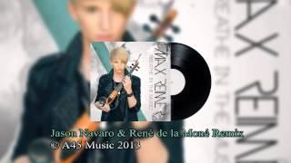 Breath in the music - Max Reimer (Jason Navaro & René de la Moné Remix)