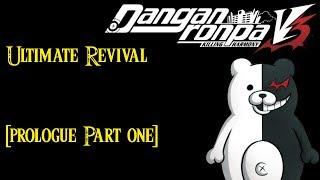 Danganronpa V3 - Prologue - Part 1 [English - No Commentary]