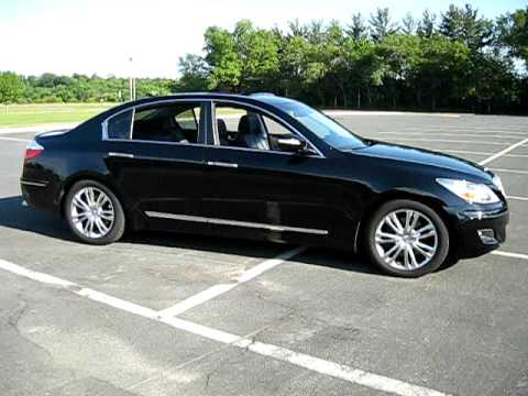 2009 Hyundai Genesis 4.6 Walk Around