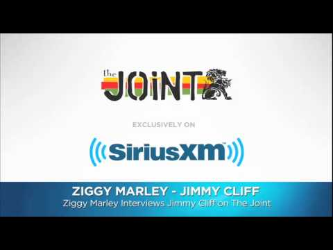 Ziggy Marley Interviews Jimmy Cliff // SiriusXM // The Joint