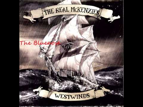 The Real Mckenzies - Westwinds [2012] (Full CD)