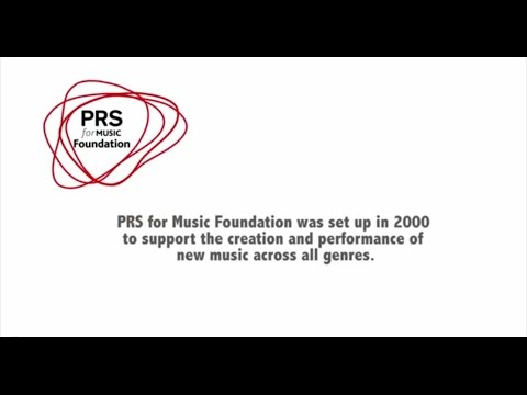 PRS For Music Foundation in 2016