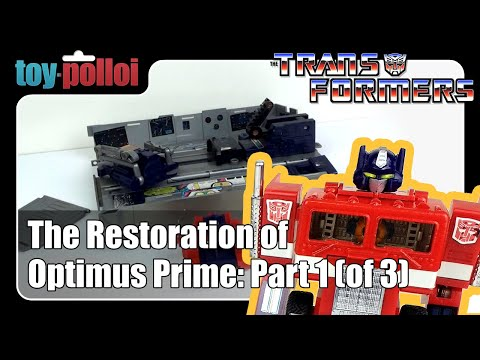 Fix it guide - The restoration of Optimus Prime part 1/3