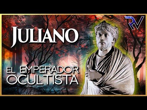 ✅ Juliano el Apóstata: El Emperador Ocultista