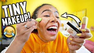 tiny-makeup-challenge-full-face-of-only-tiny-makeup-products