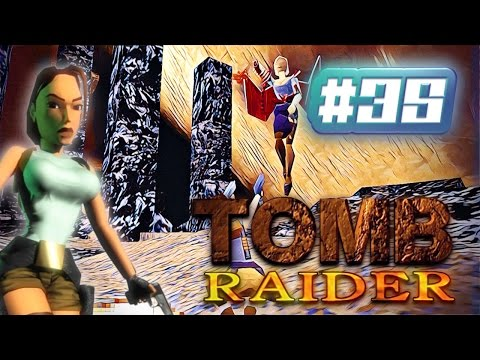 Let's Play Tomb Raider (1996) - #35 - The Great Pyramid (Part 3)
