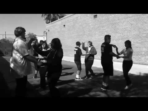 The Danz Ed Project - Merengue Teaser by Tucson International Academy Cobras Campus