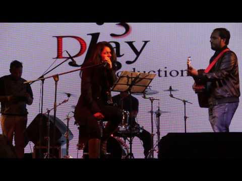 Qurat ul ain Balouch Live Quaid-I-Azam University, Islamabad Law Musical Fest'16