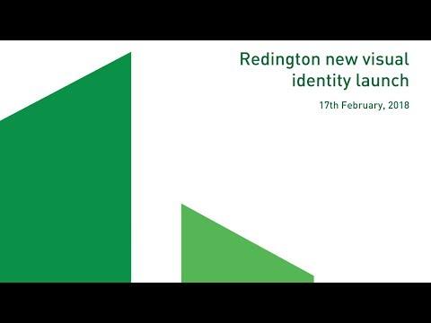 Redington Global Visual Identity Launch - FEB2018