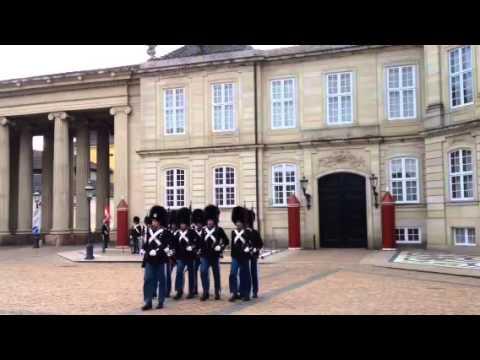 Copenhagen Amalienborg Palace