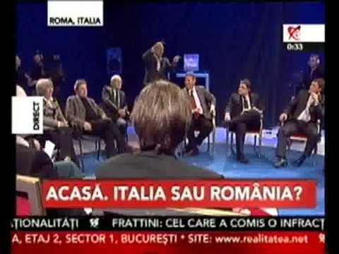 ACASA. Italia sau Romania? - partea a doua