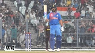 India vs West Indies | T20 World Cup | Rohit Sharma's 98 – 7 Sixes & 9 Fours | Match Report
