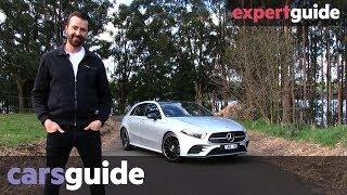 Mercedes-Benz A-Class 2018 review