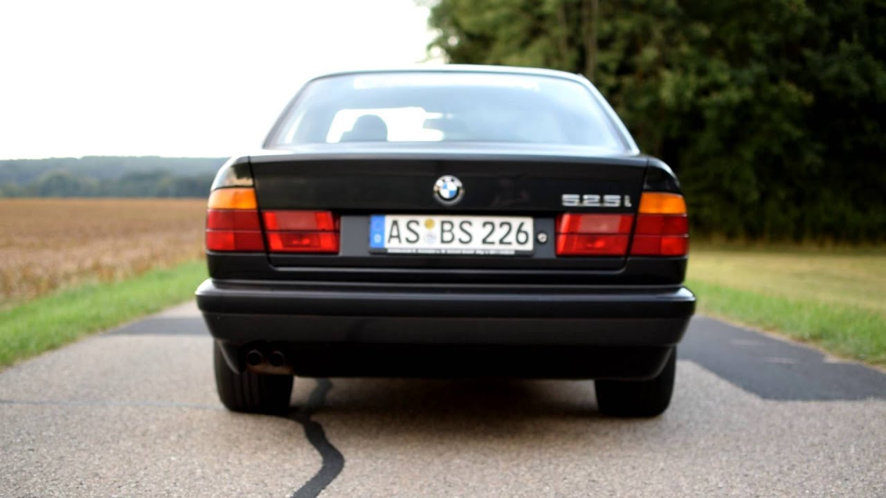 bmw e34 525i bavaria youtube. Black Bedroom Furniture Sets. Home Design Ideas