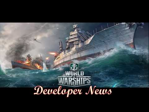 World Of Warships news 41: New port, Captain, Punishments