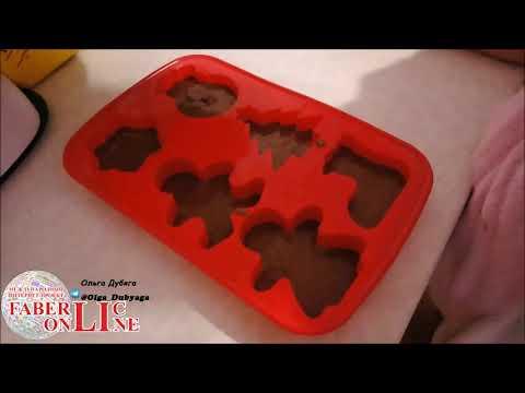 Печем кексы в силиконовых формочках Фаберлик за 2 минуты!