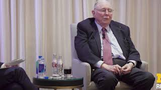 Charlie Munger on Bitcoins
