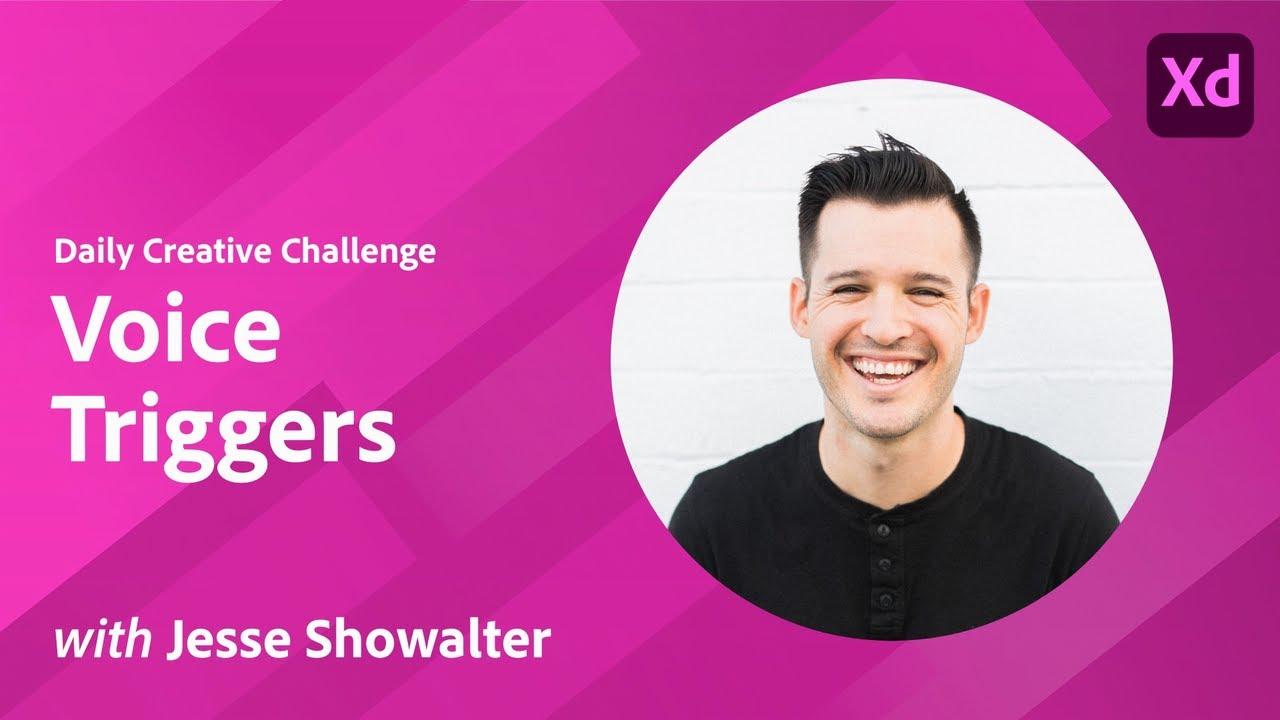 Creative Encore: XD Daily Creative Challenge - Voice Triggers