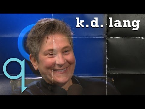 k.d. lang thinks she's a 1 hit wonder