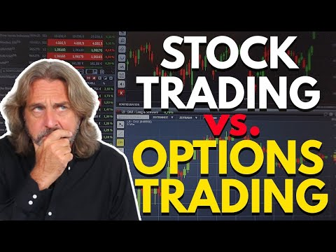 Stock Trading vs Options Trading | Coffee With Markus Episode 48