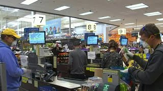 Metro Detroit grocery store workers fear for their lives amid pandemic