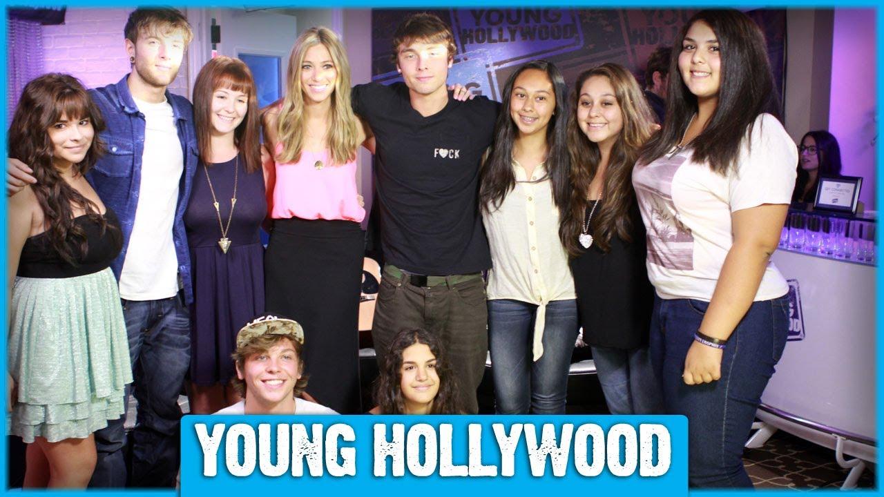 Emblem3 fan winners get ready to meet the boys at young hollywood emblem3 fan winners get ready to meet the boys at young hollywood m4hsunfo
