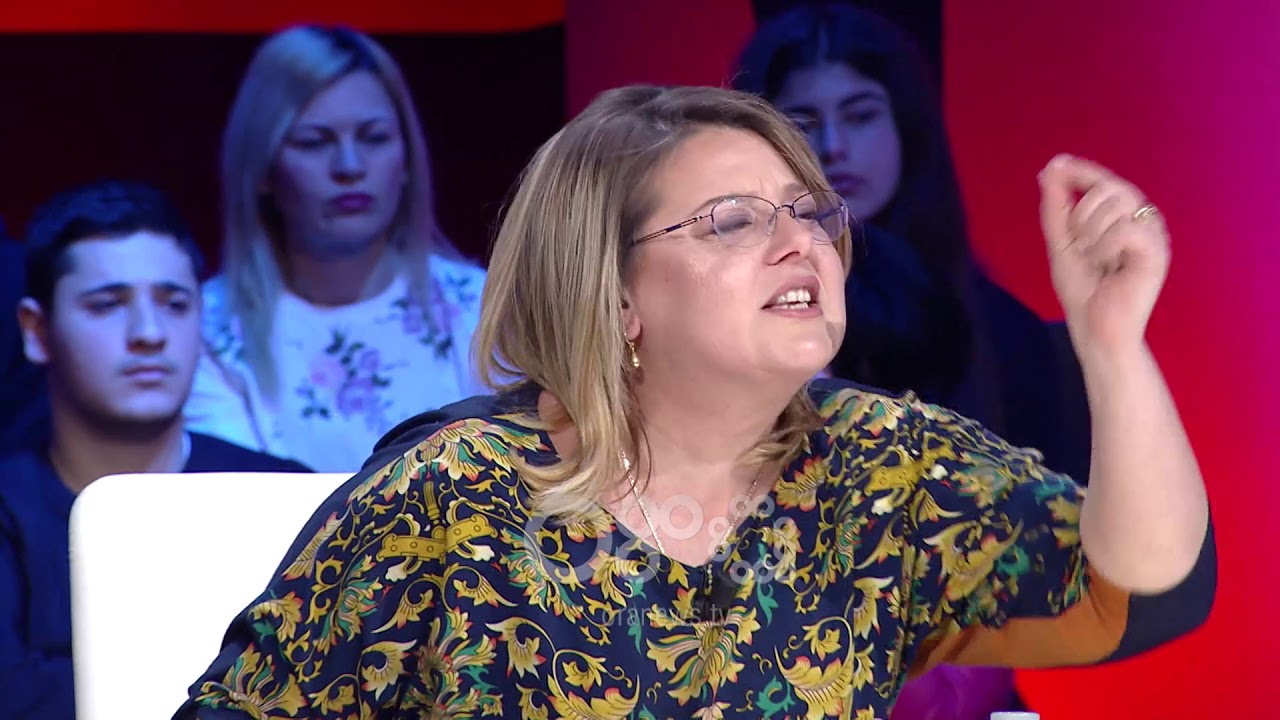 Ora News - Anila Basha sulmon Salianjin: Rama ka blerë opozitën - YouTube