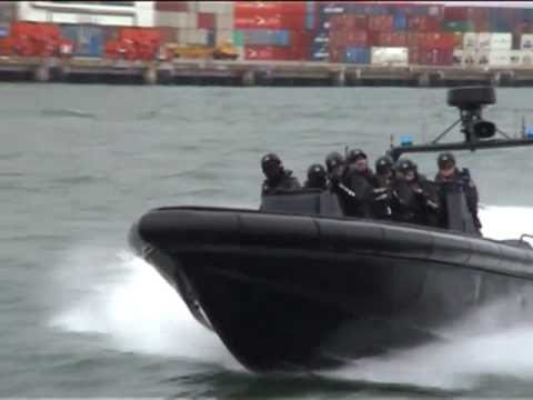 Special Emergency Response Team (SERT) - Water Operations