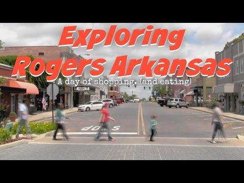 Hittin' the Bricks in Rogers Arkansas