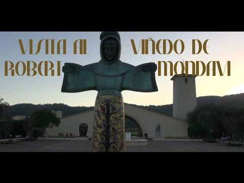 Visita Al Viñedo De Robert Mondavi