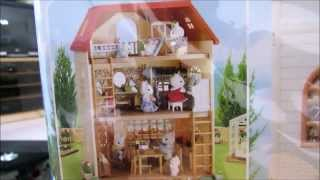 Sylvanian Families: 3 Story House Review